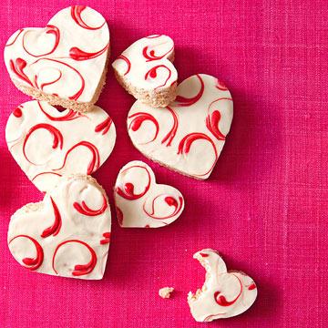 Rice Kristpy Hearts - Ladies Home Journal