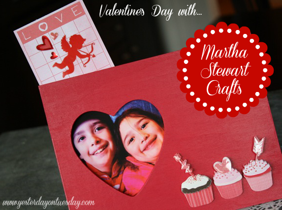 Review: Martha Stewart Crafts Valentine Themed Items