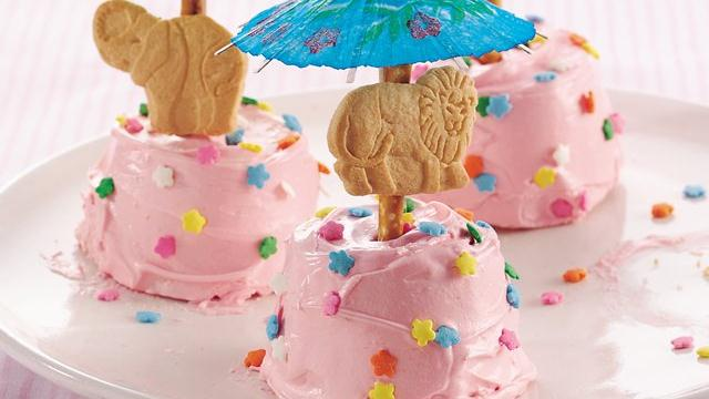 Carousel Cupcakes - Pillsbury