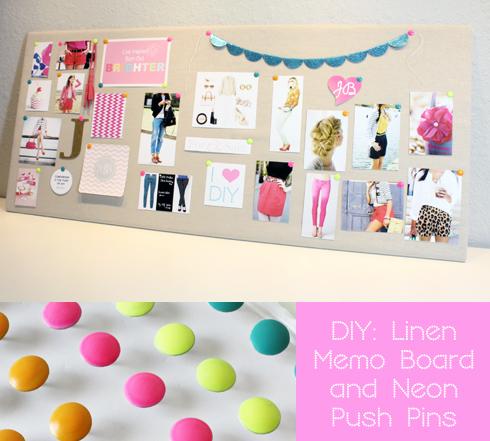 Diy-linen-memo-board-