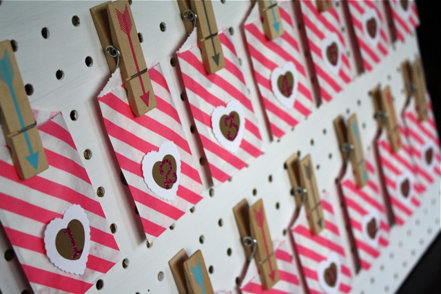Valentine Coundown Calendar - YoT #valentinesday #valentine #valentinecalendar