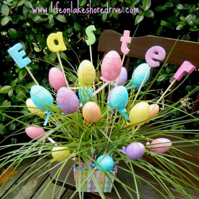 Crafty Soiree #134 Easter Inspiration