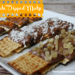 How to make chocolate matzo
