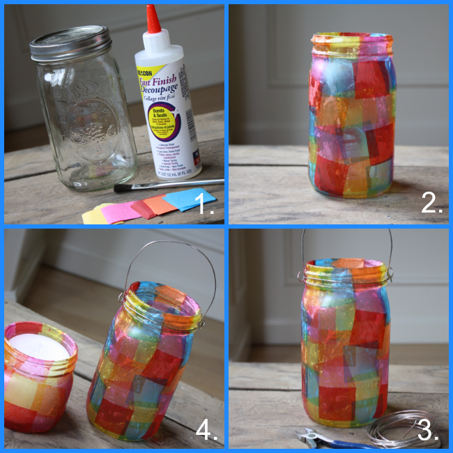 Diy Glass Gift Ideas For Mother S Day Yesterday On Tuesday