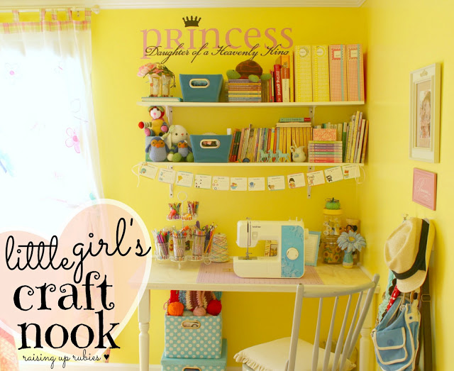 Craft Nook for Kids