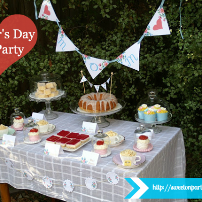 Delightful Mother's Day Party