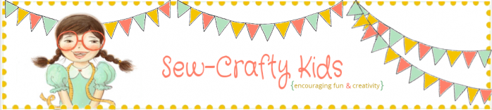 Website featuring kid's crafts