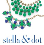 Stella and Dot Button