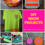 Neon Craft Projects