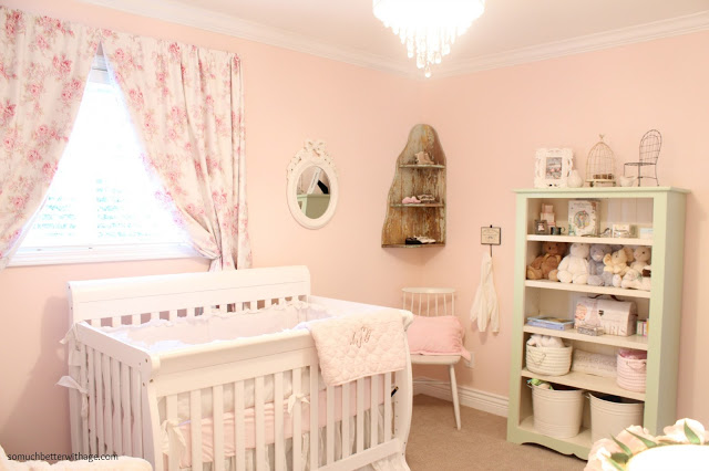 Nursery Room Updates