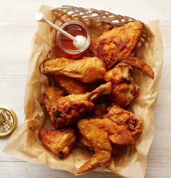 Salt and Pepper Fried Chicken