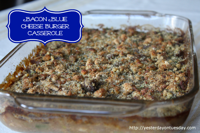 Casserole Recipe