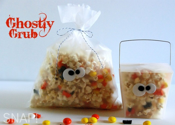 Frighteningly Fun Halloween Food