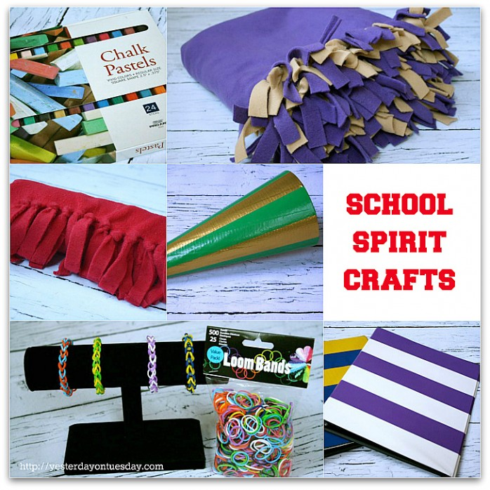Crafts for School Spirit
