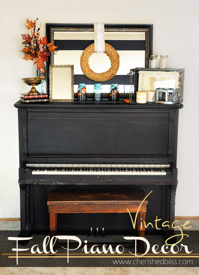 Project Inspire{d} #34: Five Fall Mantel Ideas