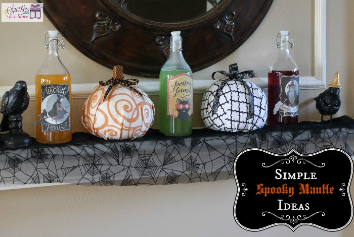 Halloween-Mantle-Ideas