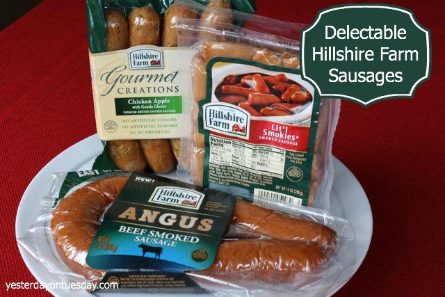 Hearty 3 Sausage Casserole