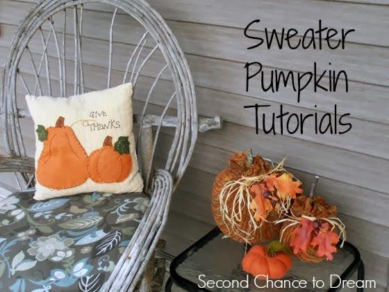 Project Inspire{d}: Pumpkin Crafts