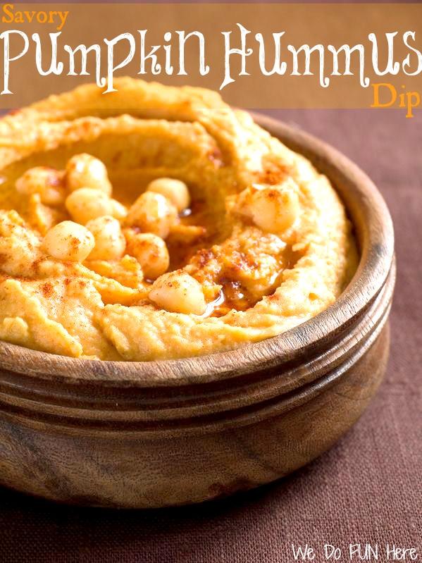 Project Inspire{d}: Pumpkin Hummus