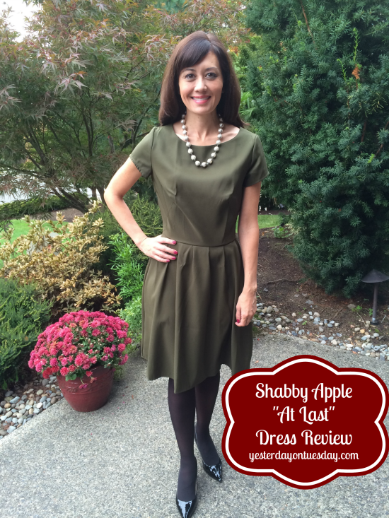 Shabby Apple Dress Review and Giveaway