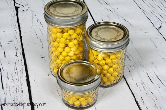 Corny Containers