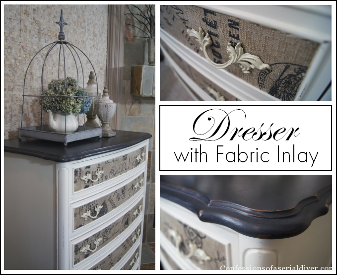 Thanksgiving Sideboard by Confessions of a Serial DIYer