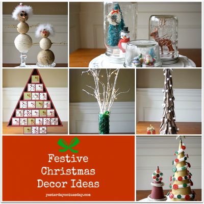 Festive Christmas Decor Ideas