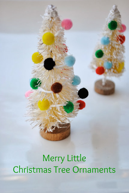 Merry Little Christmas Trees by Jacolyn Murphy