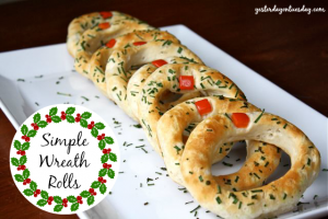 Holiday Rolls