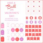 Mason Jar Valentine