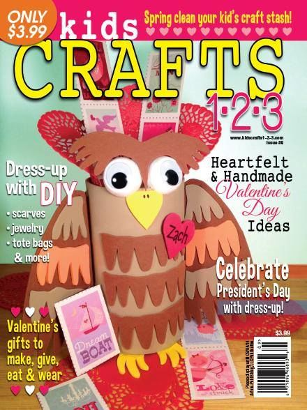 Kid's Crafts 123