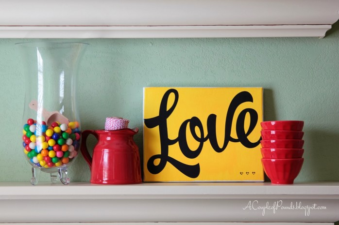 Love Canvas by A Couple of Pounds