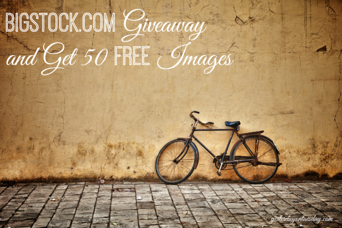 A Fresh Look with Bigstock.com and a Giveaway