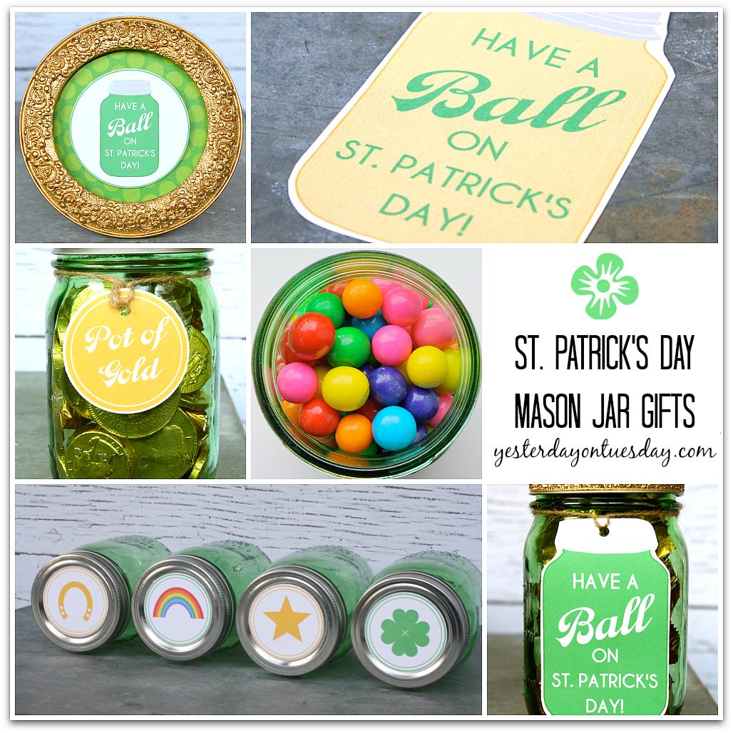 Saint Patricks Day Crafts for Kids