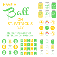 St. Patrick's Day Printables