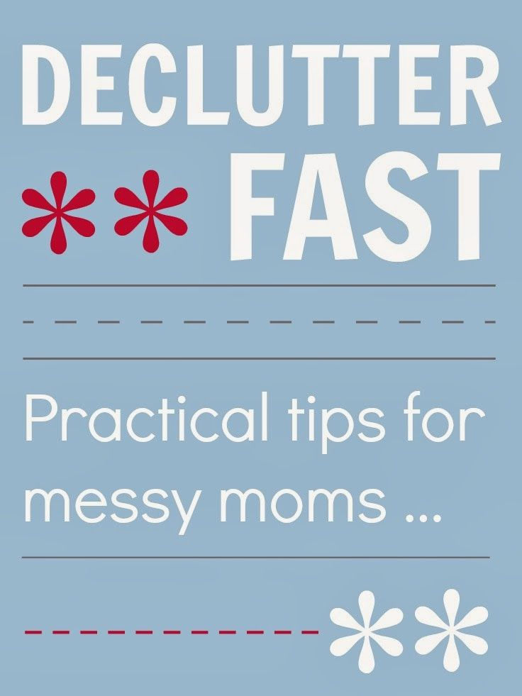 50 ways to organize everything yesterday on tuesday - How to declutter your bedroom fast ...