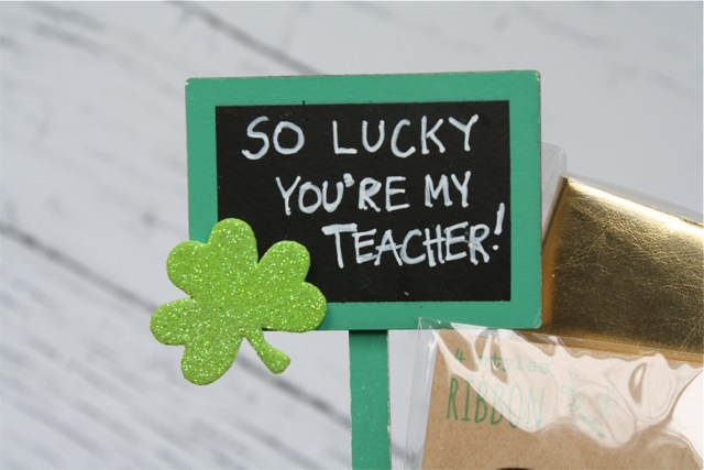 St. Pat's Teacher Gift