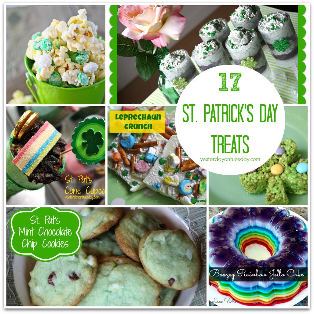 17 Delicious St. Patrick's Day Treats
