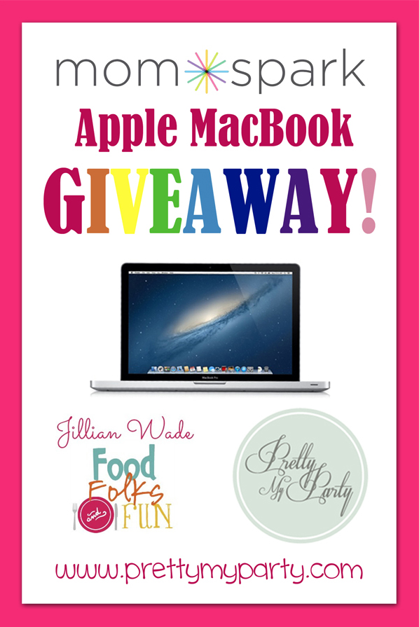 Apple MacBook Giveaway