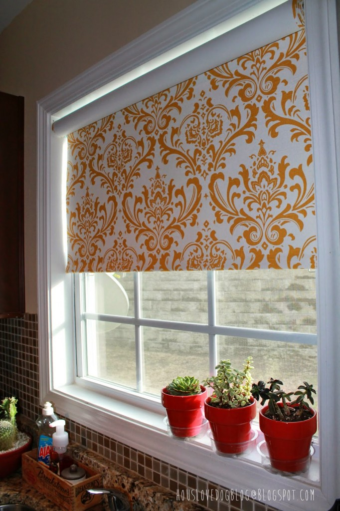 Fabric Covered Blinds