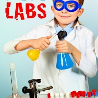 Kid Friendly Science Lab
