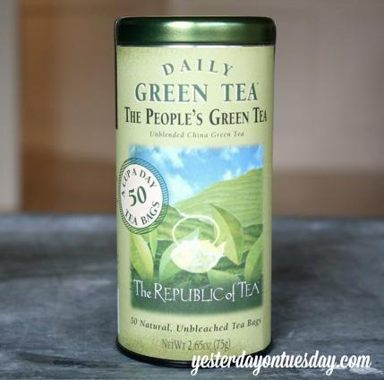 Tea Cannister