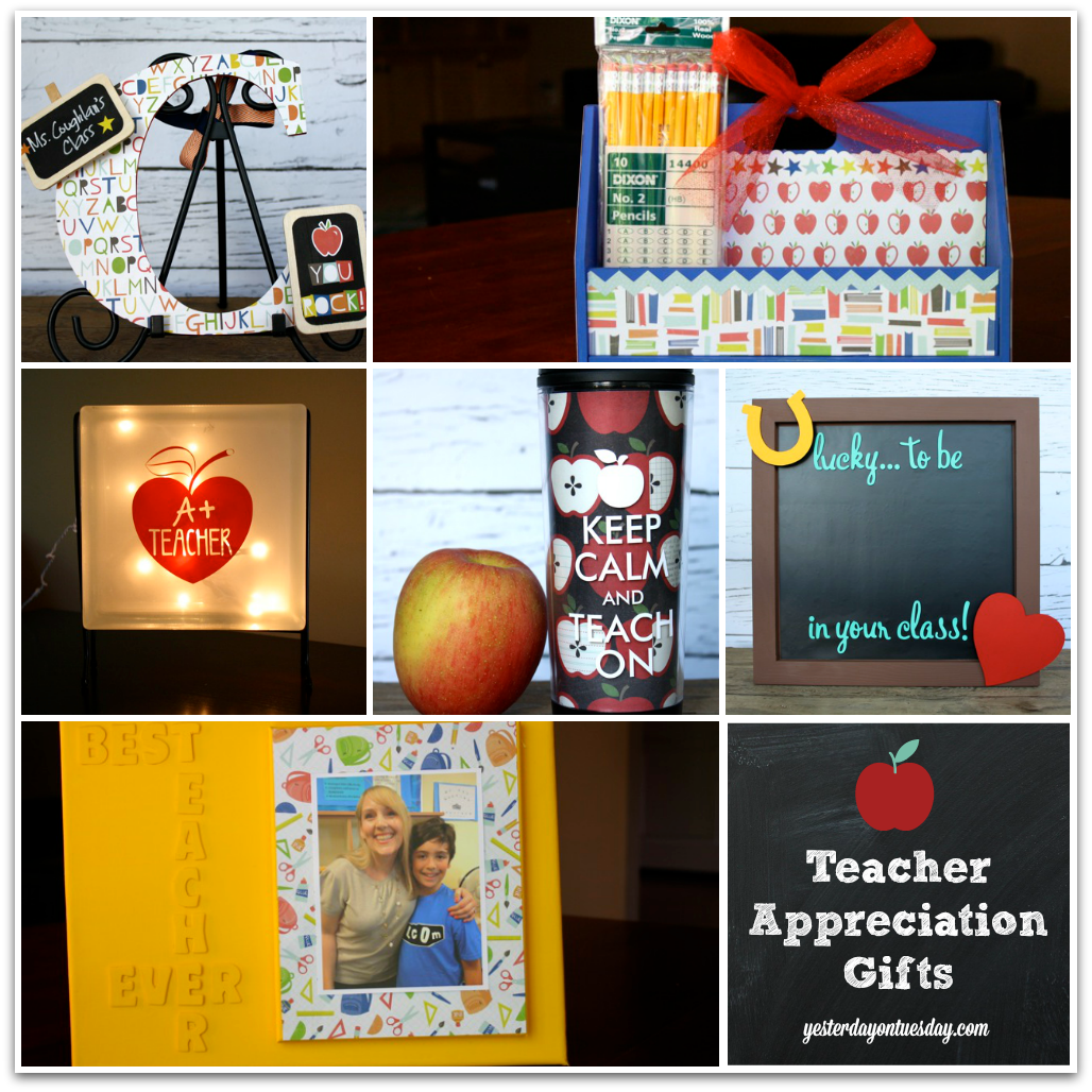 6 Thoughtful Teacher Appreciation Gifts