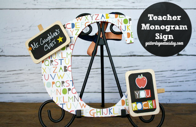 DIY Teacher Appreciation Gifts #teacherappreciation #teachergifts