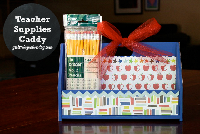 6 Thoughtful Teacher Appreciation Gifts Yesterday On Tuesday