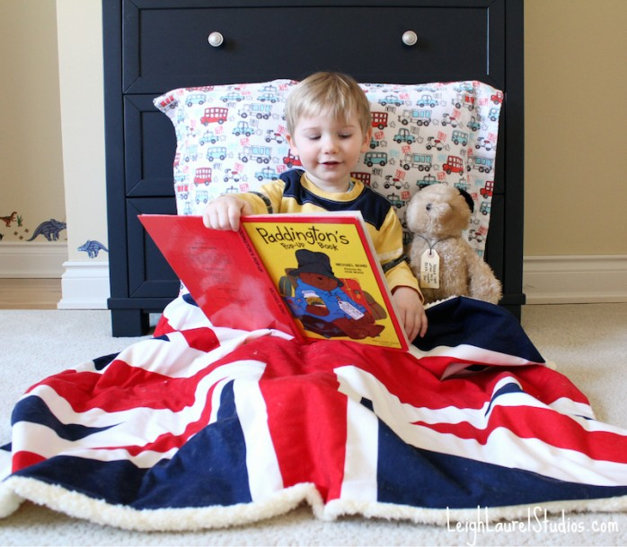 Union Jack Blankets