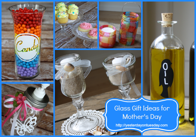 DIY Glass Craft Ideas #masonjarcrafts #glasscrafts #glassjars