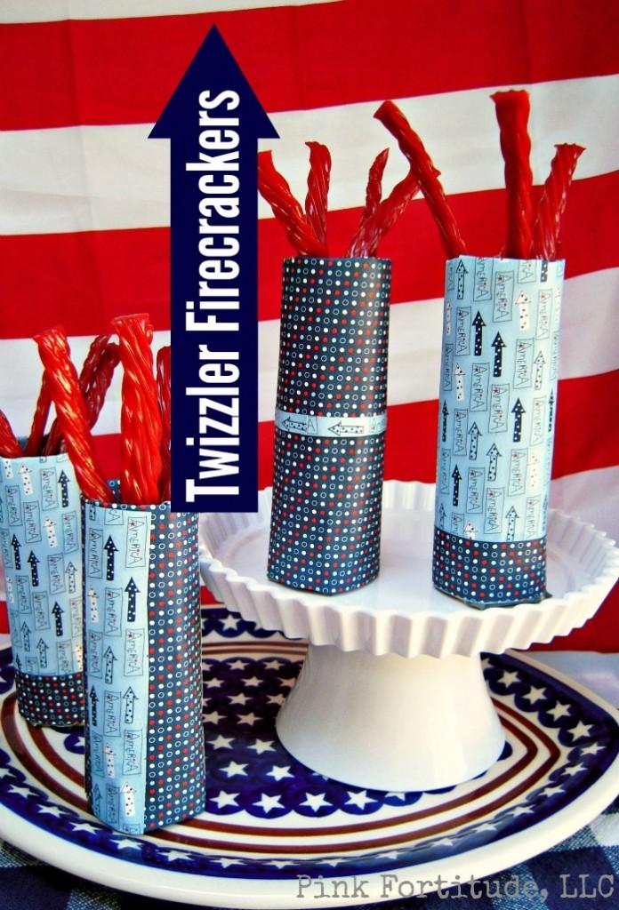 Twizzler Firecrackers