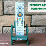 Father's Day Remote Holder
