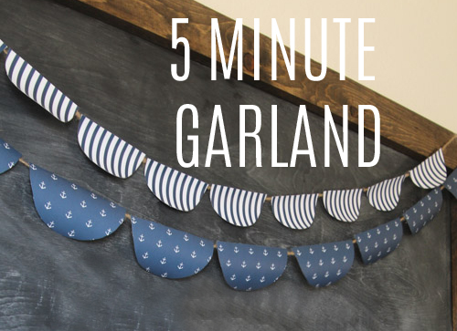 5-minute-summer-garland